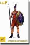 HAT 8185 1:72 ANCIENTS MACEDONIAN HYPASPISTS (48)