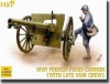 HAT 8161 1:72 WWI LATE FRENCH ARTILLERY FIGURES (48) - 75 MM CANNONS