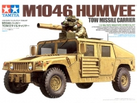 TAMIYA 35267 1-35 M1046 HMV TOW MISSILE CARRIER