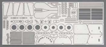 FUJIMI 11174 1-20 FERRARI 641-2 PHOTO-ETCHED PARTS