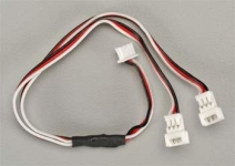 FUTABA AEC-29 3 75MM Y-HARNESS MICRO