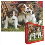 EUROGRAPHICS 6000-4054 PUPPIES 1000 PIEZAS PUZZLE