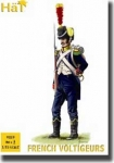 HAT 8218 1:72 NAPOLEONIC FRENCH LIGHT VOLTIGEURS (56)