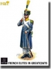HAT 9310 1:32 NAPOLEONIC FRENCH ELITES IN GREATCOATS (18)