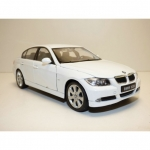 WELLY 22465 BK 2004 BMW 3-SERIE BLACK