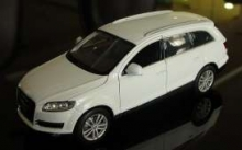 WELLY 22481 W 2007 AUDI Q7, WHITE