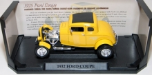 MOTORMAX 73172 FORD HOT ROD 1932 1:18