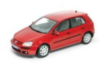 WELLY 22458 2005 VOLKSWAGEN GOLF V