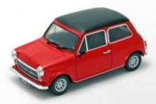 WELLY 22496 MINI COOPER 1300 RED OR YELLOW