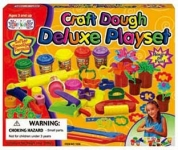 ARTKIDS 1836 CRAFT DOUGH DELUXE PLAYSET