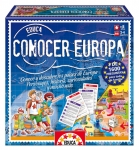 EDUCA 14669 CONOCER EUROPA