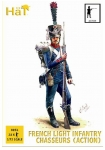 HAT 8251 1:72 NAPOLEONIC FRENCH LIGHT INFANTRY CHASSEURS ACTION (32)