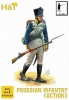 HAT 8254 1:72 NAPOLEONIC PRUSSIAN INFANTRY ACTION (40)
