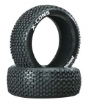 DURATRAX DTXC3710 X-CONS 1/8 BUGGY TIRE C2 (2)