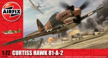 AIRFIX 01003 CURTISS HAWK 81-A-2 1:72