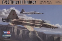 HOBBYBOSS 80207 1:72 F 5 E TIGER II FIGHTER