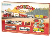 BACHMANN 00714 RINGLING BROS. AND BARNUM AND BAILEY SET HO
