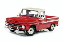 MOTORMAX 73355 1:24 1966 CHEVY C10 FLEETSIDE PICKUP