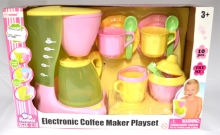 REDBOX 21114 ELECTRONIC COFFEE MAKER PLAYSET