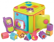 REDBOX 25100 ELECTRONIC ACTIVITY CUBE