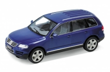 WELLY 22452 2004 VOLKSWAGEN TOUAREG 1:24