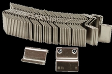 SCALEXTRIC C8232 TRACK FIXING SIDE CLIPS PK50