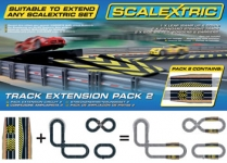 SCALEXTRIC C8511 TRACK EXT PACK 2 LEAP
