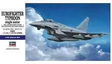 HASEGAWA 01570 1:72 EUROFIGHTER TYPHOON SINGLE SEATER