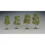BACHMANN 32109 SS 2 1:2-2 3/4 SYCAMORE TREES (4) N