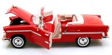 MOTORMAX 73184 1:18 1955 CHEVY BEL AIR ( CONVERTIBLE )