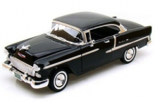 MOTORMAX 73185 1:18 1955 CHEVY BEL AIR ( HARD TOP )