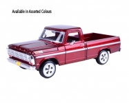 MOTORMAX 79315 1:24 1969 FORD F 100 PICKUP