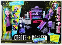 MATTEL BCC47 MONSTER HIGH COLORES ATERRADORES