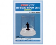 TRUMPETER 09862 DISPLAY CASE LED STAND (?84X115MM)