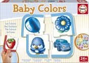EDUCA 15861 BABY COLORS