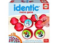 EDUCA 15866 BABY IDENTIC MEMO GAME