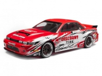 HPI 113086 NISSAN S13 TIRE PAINTED BODY (NITRO 3/200MM)