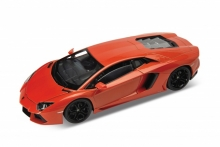 WELLY 24033 LAMBORGHINI AVENTADOR LP 700-4 2014 1:24 ORANGE OR YELLOW