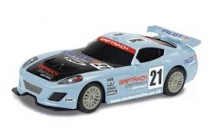 SCALEXTRIC C3472 GT LIGHTNING BLUE -START
