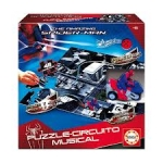 EDUCA 15466 PUZZLE CIRCUITO MUSICAL SPIDERMAN