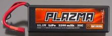 HPI 106401 PLAZMA 11.1V 3200MAH 35C LIPO BATTERY PACK 35.52WH