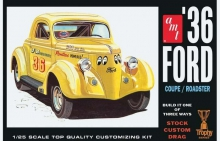 AMT 824 1:25 1936 FORD COUPE