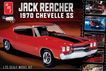 AMT 871 1:25 JACK REACHERS 1970 CHEVY CHEVELLE SS