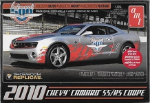 AMT 893 1:25 2010 CHEVY CAMARO RS/SS