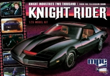 MPC 806 1:25 KNIGHT RIDER 1982 PONTIAC FIRE