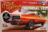 MPC 817 1:25 DUKES FO HAZZARD GENERAL LEE 69 DODGE CHARGE