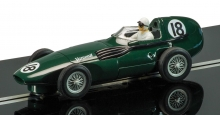 SCALEXTRIC C3404 GP LEGENDS VANWALL LIMITED ED
