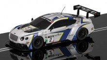 SCALEXTRIC C3515 BENTLEY CONTINENTAL GT3