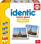 EDUCA 16238 IDENTIC MONUMENTS (110 CARDS)