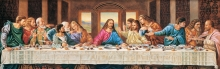 MASTERPIECES 71372 THE LAST SUPPER 1000 PIEZAS PANO